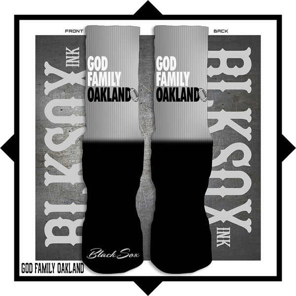 God Family Oakland blksoxink
