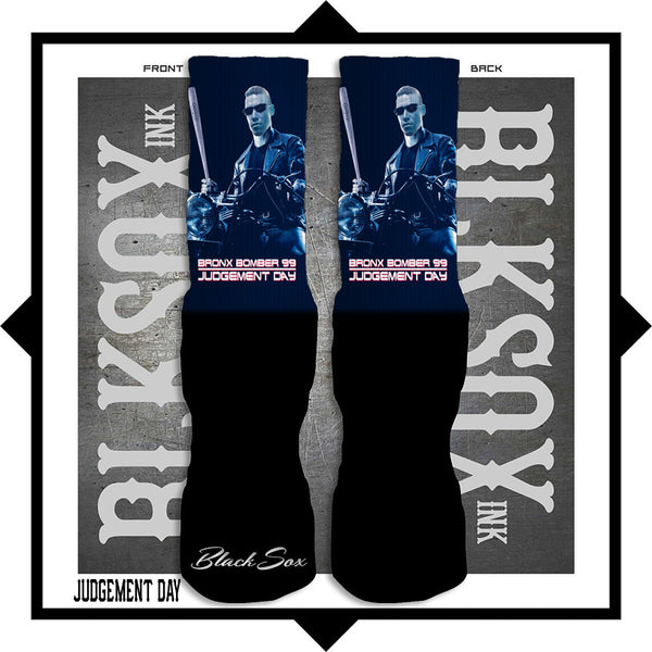 Judgement Day Luxury Socks