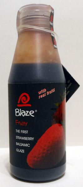 Acetum Blaze Strawberry Balsamic Glaze 7.3 FL. OZ.