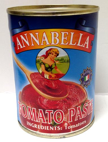 AnnaBella Tomato Paste, 14 oz