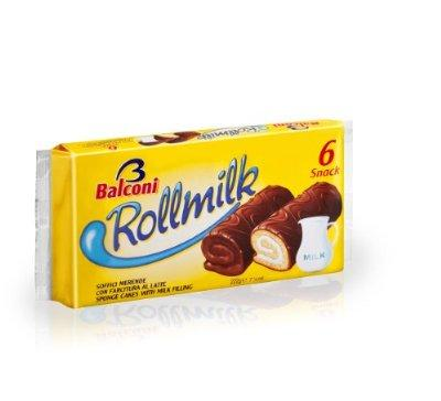 Balconi Roll Milk 222g