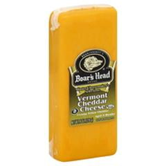 Boar's Head Vermont Cheddar Cheese, 226g