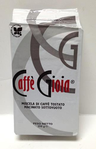 Caffe Gioia Ground Roasted, 250g