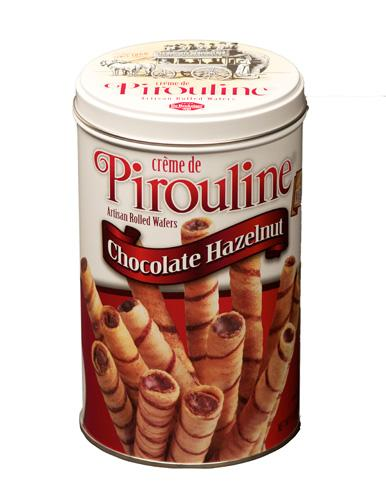 Chocolate  Hazelnut Pirouline Rolled Wafers, 400g