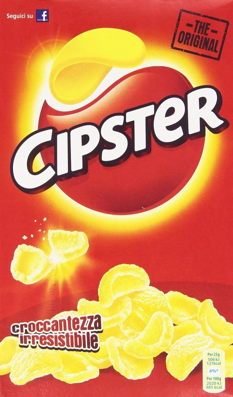 Cipster The Original box, 85g