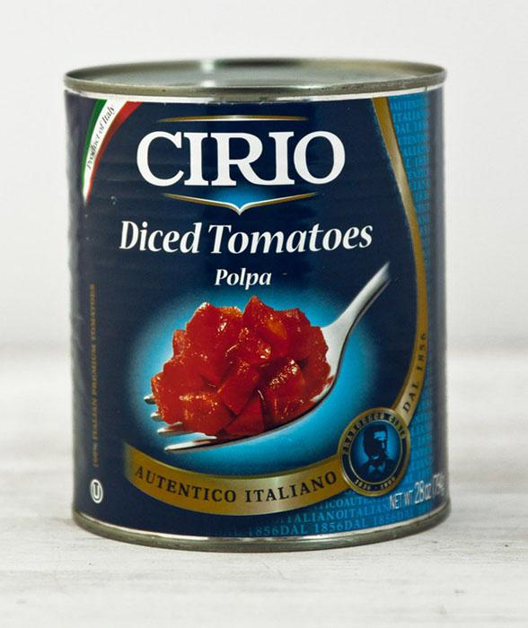 Cirio Diced Tomatoes, 28oz