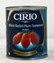 Cirio Whole Peeled Plum Tomatoes, 28oz