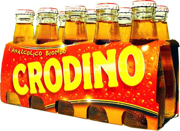 Crodino 1  Bottle