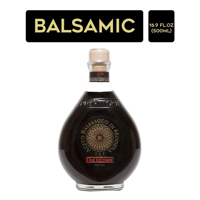 Due Vittorie Oro Gold Balsamic Vinegar Imported from Italy