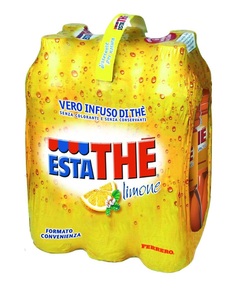 EstaThe Lemon (Limone), 6 x 1.5 lt