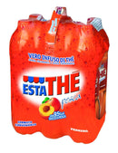 EstaThe Peach (Pesca), 6 x 1.5 lt