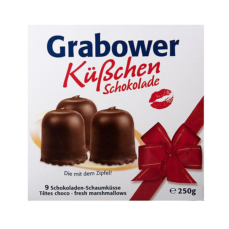 Grabower Fresh Marshmallows, 250g
