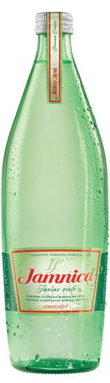 Jamnica Mineral Water, 1.5 Liter