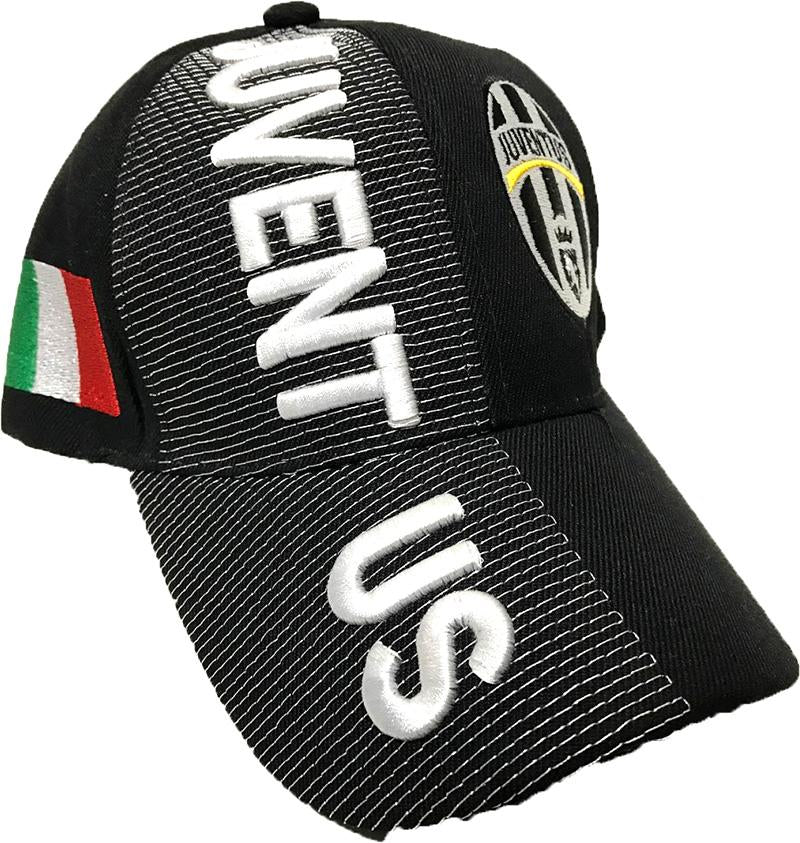 Juventus 3D Embroidery Hat