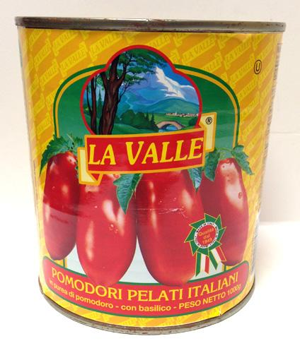 La Valle Italian Peeled Tomatoes, 35 oz