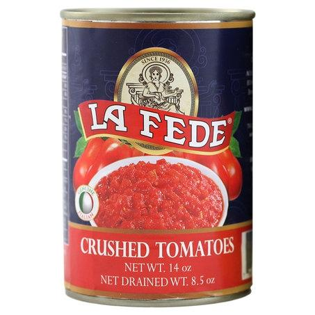 La Fede Italian Crushed Tomatoes, 14 oz Can