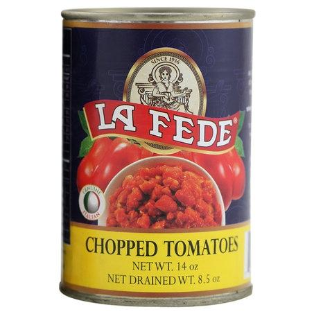 La Fede Italian Chopped Tomatoes, 14 oz Can