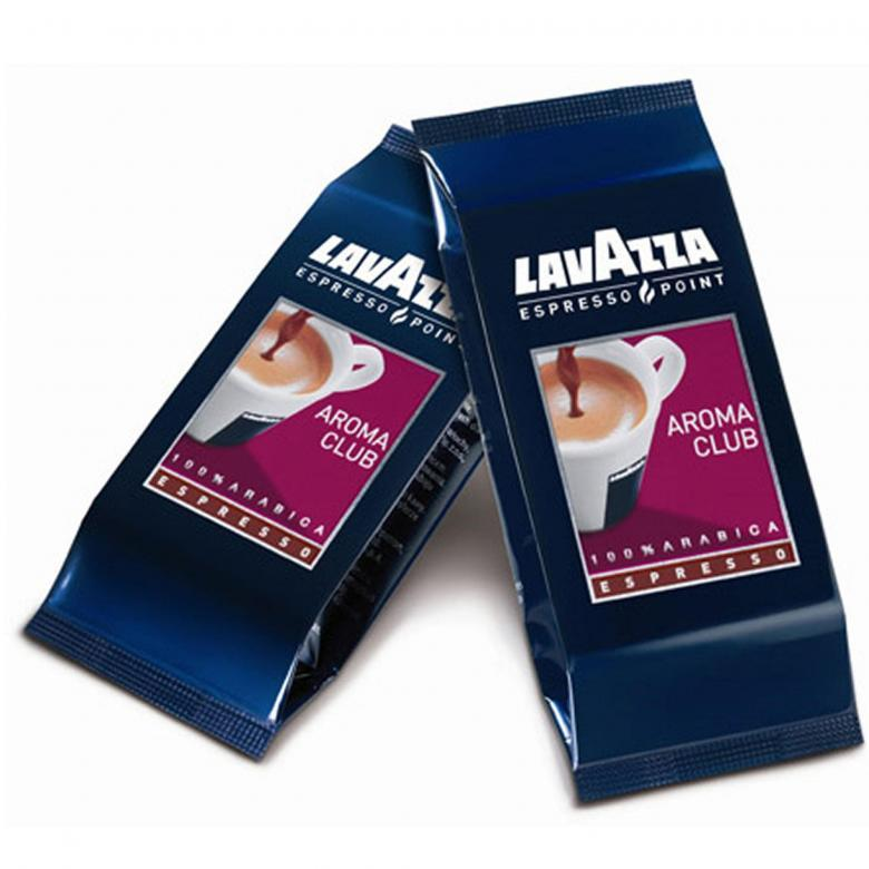 LavAzza Capsules Espresso Point AROMA CLUB Arabica, 100 CAPSULES