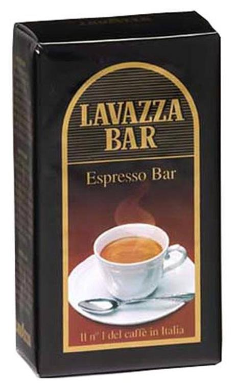 LavAzza bar Espresso Bar, 250g brick