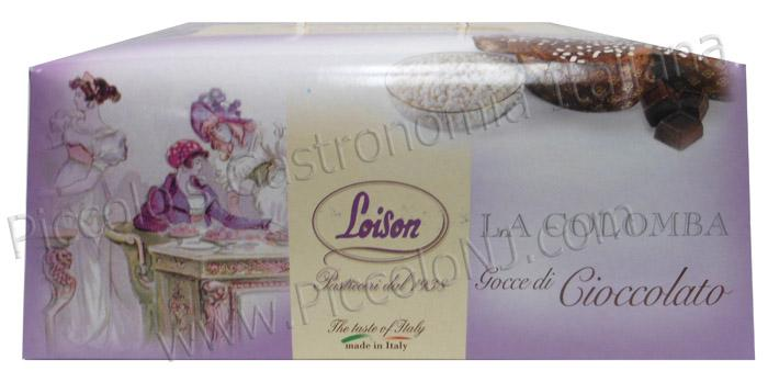 Loison Colomba Cioccolato (Chocolate), 1000g