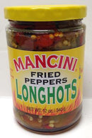 Mancini Fried Long hot Peppers, 340g