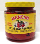 Mancini Roasted Peppers, 198g
