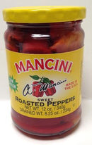 Mancini Sweet Roasted Peppers, 340g