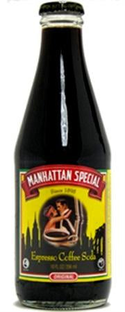 Manhattan Special, Espresso Coffee Soda, 10  fl oz