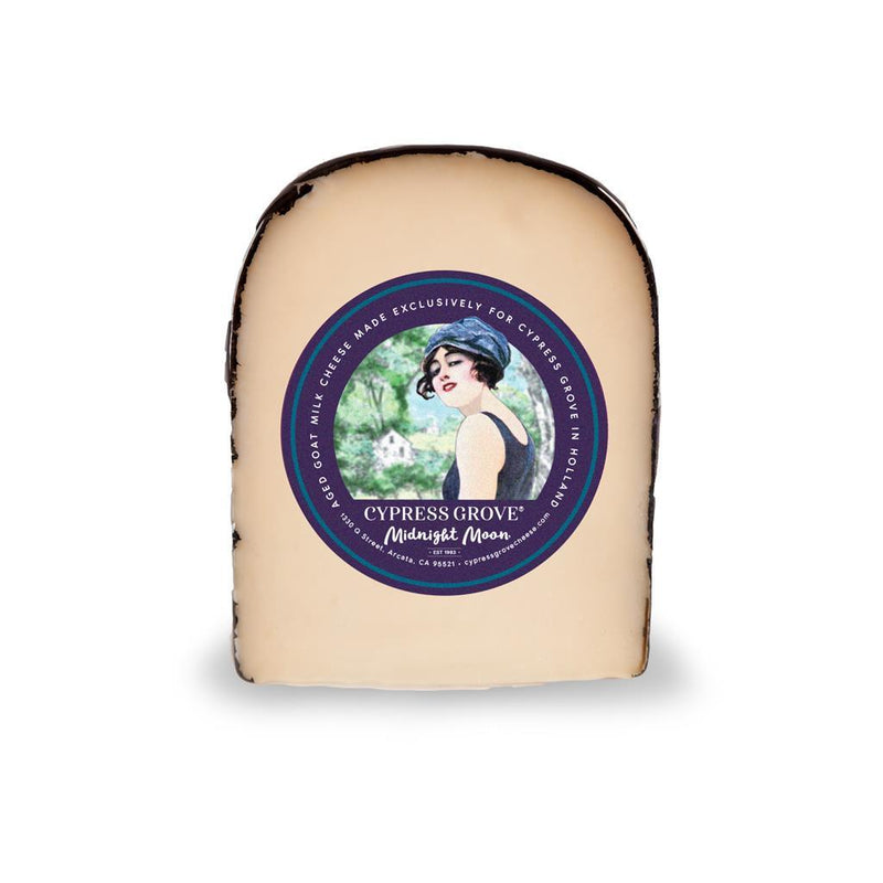 Midnight Moon - Cypress Grove Cheese, Goat Milk , 1 lb slice