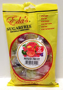 Eda's Sugarfree Mixed Fruit Candy, 6 oz