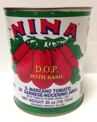 Nina D.O.P with Basil, 28 oz