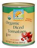 Bionaturae Organic Diced Tomatoes, 28.2 oz.