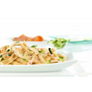 Pirro Pasta Tagliatelle Egg Pasta, Tagliatelle with salmon and walnut sauce
