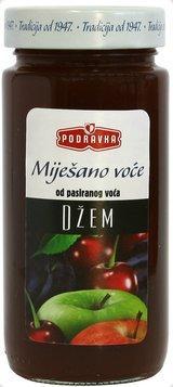 Podravka Mixed Fruit Jam, 380g