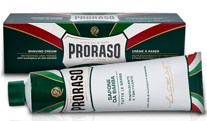 Proraso Shaving Cream - Refreshing and Toning Formula