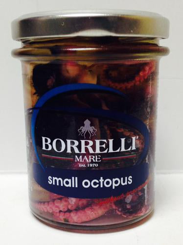 Borrelli Small Octopus 200g