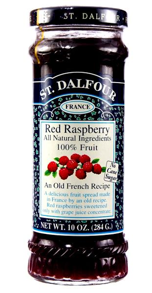 St. Dalfour Red Raspberry Fruit Spread 10oz