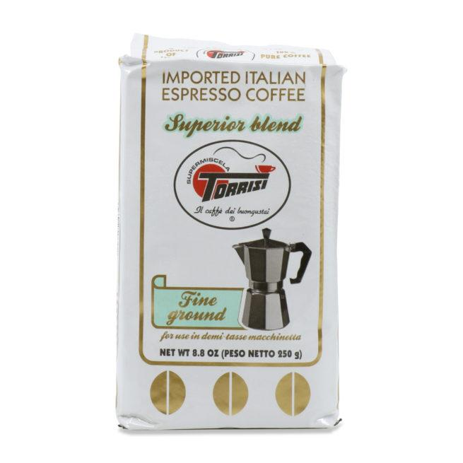 Caffe Torrisi Superior blend Finely Ground Espresso, 250g