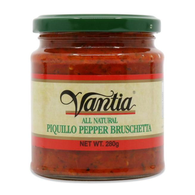Vantia Piquillo Pepper Bruschetta, 280g