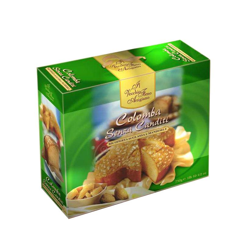 Vecchio Forno Colomba without candied orange fruit, 900g