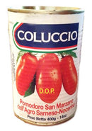 Coluccio Certified San Marzano Tomatoes, 14 oz. Can