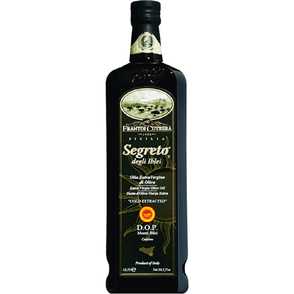 Segreto Gold Medal Extra Virgin Olive Oil, 25.4 fl oz
