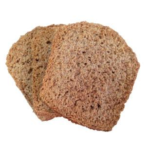 Divella, Pancrostino whole wheat flour toasted bread, 250g