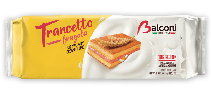 Balconi Trancetto Strawberry, 280g