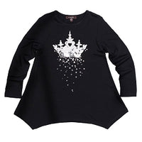 Imoga - Amber Tunic - Crown Black