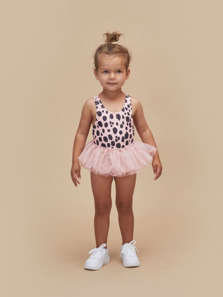Hux Baby - Ballet Swimsuit Rose
