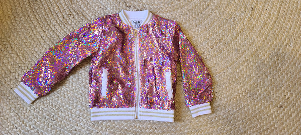 Sequin Jacket 5
