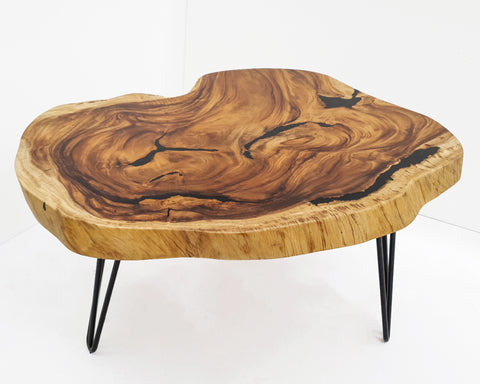 COF024- Live Edge Australian Coffee Table
