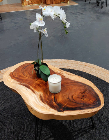 COF002 - Live Edge Coffee Table