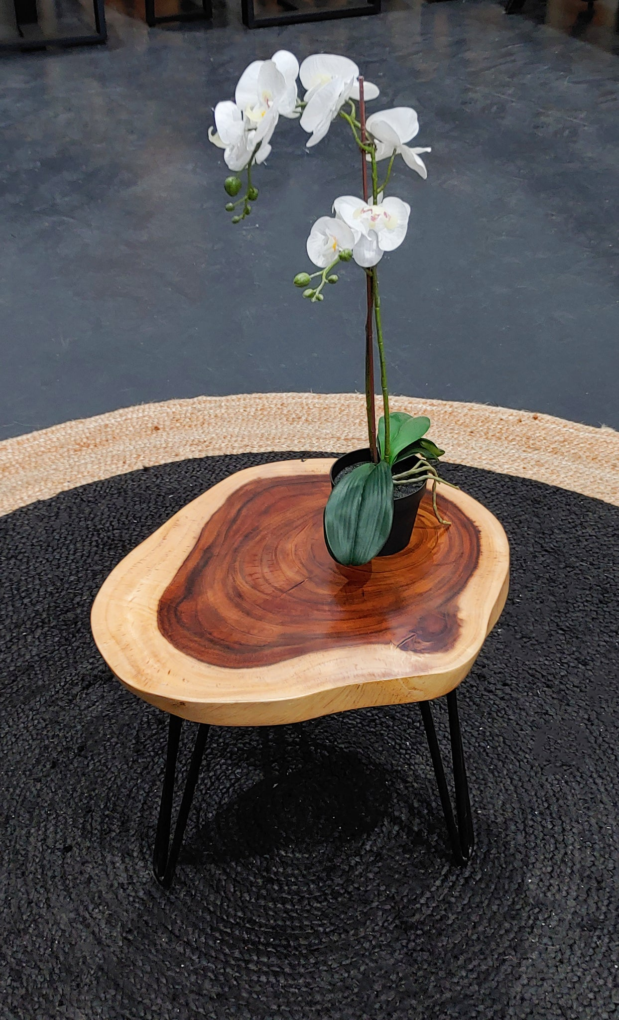 COF003 - Live Edge Coffee Table